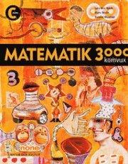 bokomslag Matematik 3000 : matematik tretusen : komvux. Kurs D