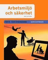 bokomslag Serviceyrken Fakta- och övningsbok