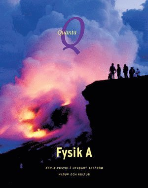 bokomslag Quanta fysik Kurs A Lärobok
