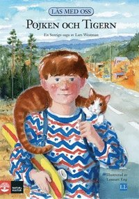 bokomslag Läs med oss. År 3, Nya pojken och tigern (lättläst)