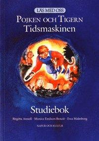 bokomslag Läs med oss Åk3-4 Pojken och Tigern Tidsmaskinen Studiebok