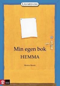 bokomslag Läs med oss. År 1, Min egen bok. Hemma