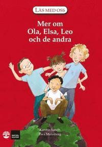 bokomslag Läs med oss. År 2, Mer om Ola, Elsa, Leo och de andra