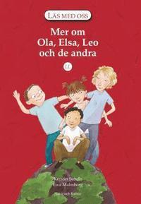 bokomslag Läs med oss. År 2, Mer om Ola, Elsa, Leo och de andra. LL