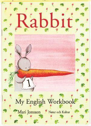 bokomslag Rabbit 1 My English Workbook