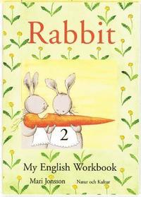 bokomslag Rabbit 2 My English Workbook