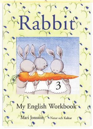 bokomslag Rabbit 3 My English Workbook