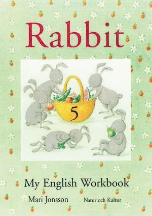 bokomslag Rabbit 5 My English Workbook