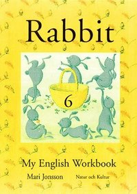 bokomslag Rabbit 6 My English Workbook