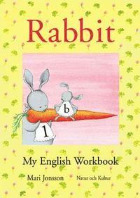 bokomslag Rabbit 1B : My English Workbook