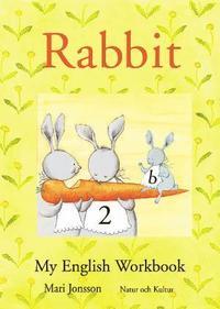 bokomslag Rabbit 2B : My English Workbook