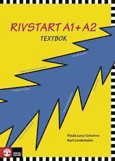 bokomslag Rivstart : A1+A2 Textbok med cd (mp3)