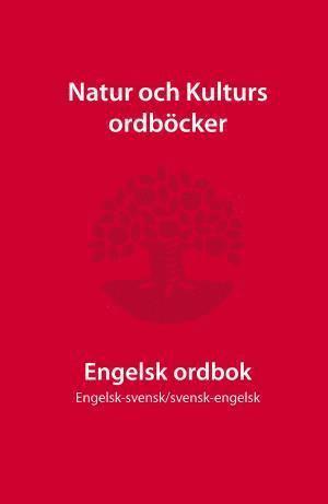 bokomslag Engelsk ordbok: Engelsk-svensk / svensk-engelsk