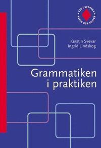 bokomslag Ess i svenska. Grammatiken i praktiken