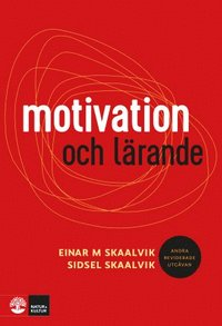 bokomslag Motivation och lärande