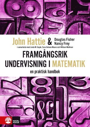 bokomslag Framgångsrik undervisning i matematik : en praktisk handbok