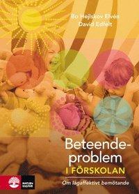 bokomslag Beteendeproblem i förskolan : om lågaffektivt bemötande