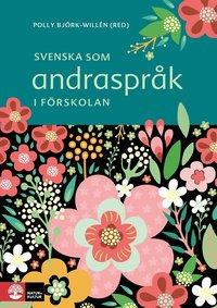 bokomslag Svenska som andraspråk i förskolan