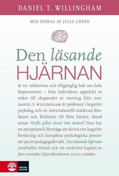 bokomslag Den läsande hjärnan