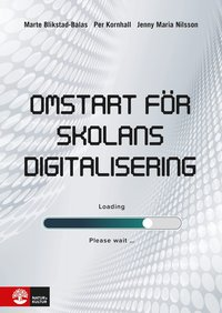 bokomslag Omstart för skolans digitalisering