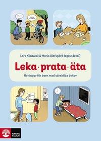 bokomslag Leka, prata, äta : övningar för barn med särskilda behov