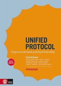 bokomslag Unified protocol arbetsbok : diagnosöverskridande psykologisk behandling