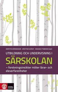 bokomslag Utbildning och undervisning i särskolan