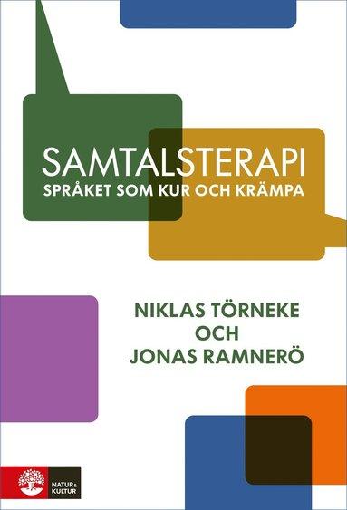 bokomslag Samtalsterapi : språket som kur och krämpa