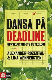 bokomslag Dansa på deadline, nyutgåva