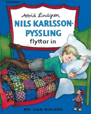 bokomslag Nils Karlsson-Pyssling flyttar in