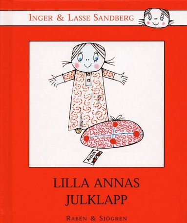 bokomslag Lilla Annas julklapp