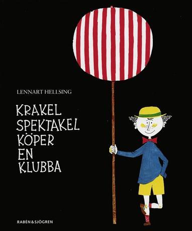 bokomslag Krakel Spektakel köper en klubba