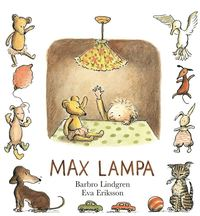 bokomslag Max lampa