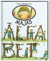 bokomslag Majas alfabet