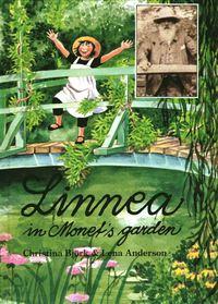 bokomslag Linnea in Monet's garden