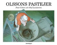 bokomslag Olssons pastejer
