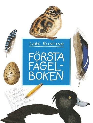 bokomslag Första fågelboken