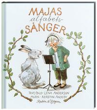 bokomslag Majas alfabetssånger