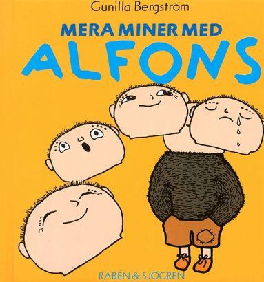 bokomslag Mera miner med Alfons