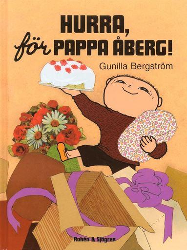 bokomslag Hurra, för pappa Åberg!