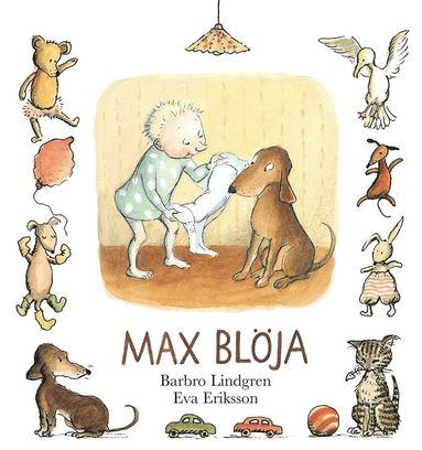 bokomslag Max blöja