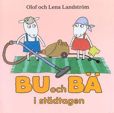 bokomslag Bu och Bä i städtagen