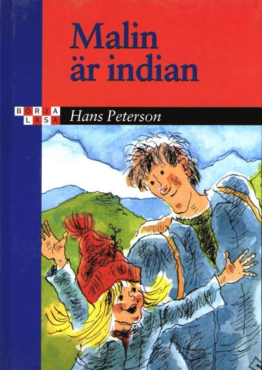 Malin är indian