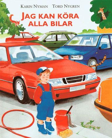 bokomslag Jag kan köra alla bilar