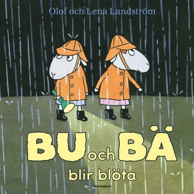 bokomslag Bu och Bä blir blöta