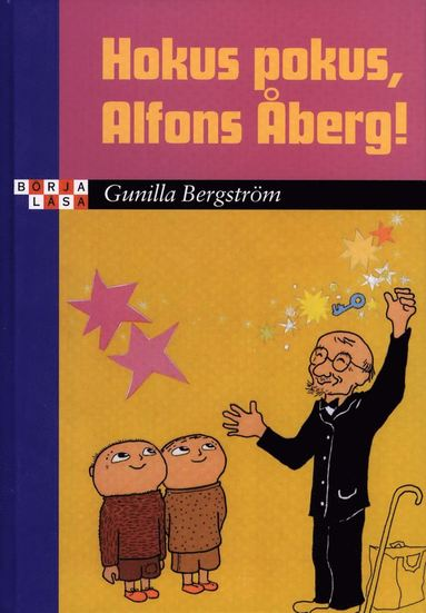 bokomslag Hokus pokus, Alfons Åberg!