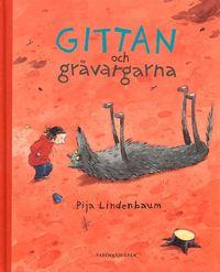 bokomslag Gittan och gråvargarna
