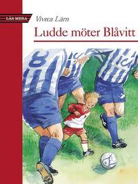 bokomslag Ludde möter Blåvitt