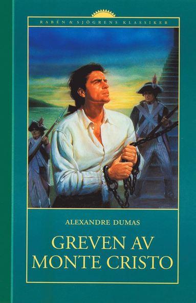 bokomslag Greven av Monte Cristo