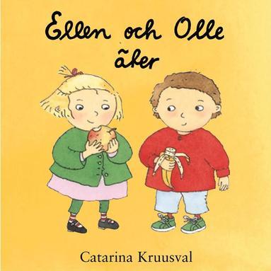 bokomslag Ellen och Olle äter